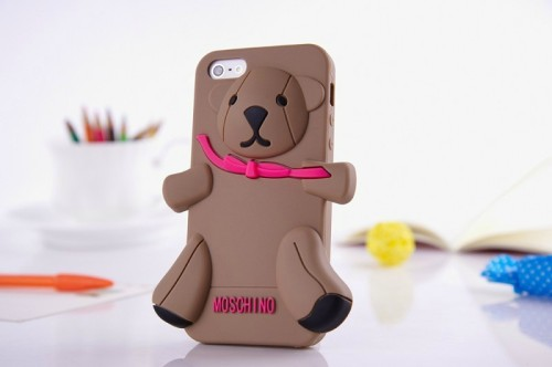 1pcs-Teddy-Bear-Silicon-3D-Case-For-iPhone-4-4S-5-Package-With-OPP-Bag