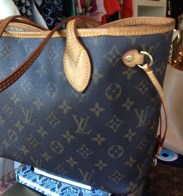 c1affe8c3 #1 Bolsa Louis Vuitton modelo Neverfull PM
