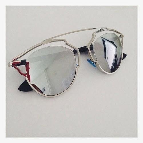 6caa24d6e9818 Óculos Dior e Ray Ban (NOVOS)