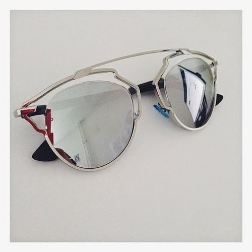 c798565d9 Óculos Dior e Ray Ban (NOVOS) | Bazar Des Amies